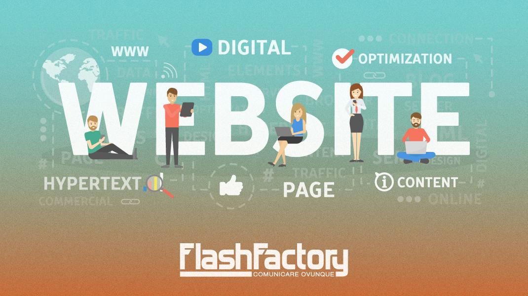 caratteristiche di un sito web efficace