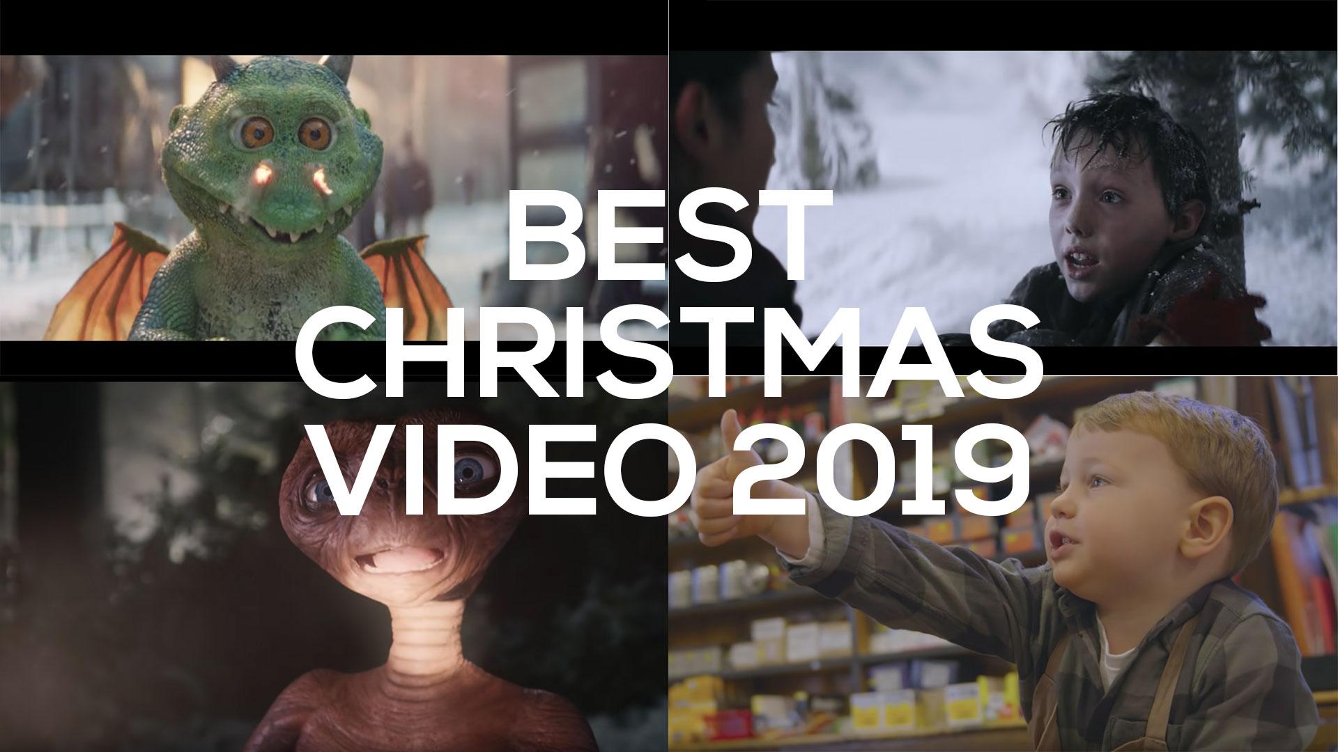 I 5 video più belli del Natale 2019